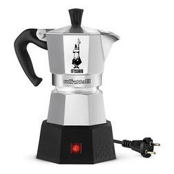Moka Elettrika BIALETTI 2 cups electric espresso maker 220V