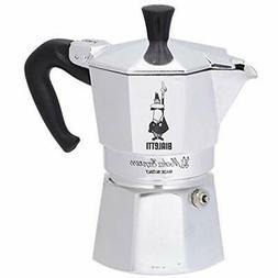 moka express 3 cup espresso maker 06799
