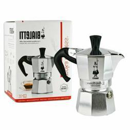 Bialetti Moka Express Espresso Maker 1 CUP AUTHENTICALLY ITA