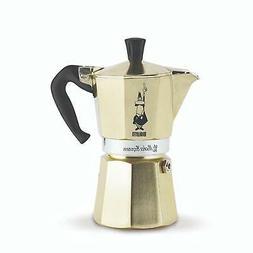 Bialetti Moka Express Stovetop Espresso Maker With Safety Va