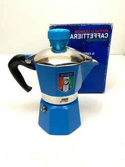 Bialetti Moka Melody Stove Top Espresso Maker Italian Nation