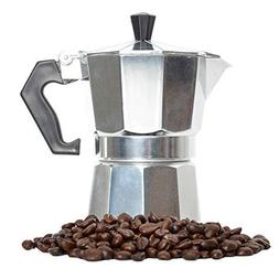 Milky House Moka Pot Coffee Maker Stovetop Espresso Maker