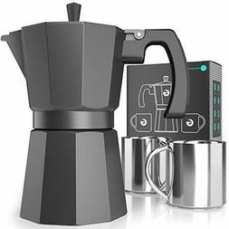 moka pot stovetop espresso maker rapid stove