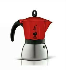 Bialetti Moka - Stove Top Espresso Maker - Induction Suitabl