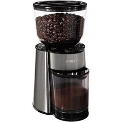 Mr. Coffee Automatic Burr Mill Grinder BVMC-BMH23-WM Great F