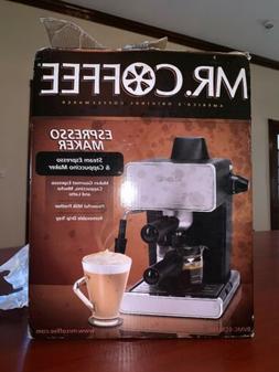 Mr. Coffee BVMC-ECM260 Steam Espresso and Cappuccino Maker B