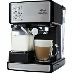 Mr Coffee Espresso Coffee Maker Cappuccino Latte 15 Bar Prog