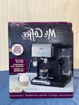 Mr. Coffee Pump Espresso Maker, BVMC-ECPM60