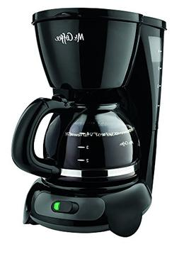Mr. Coffee TF5GTF 4 Cup Coffee Maker Black