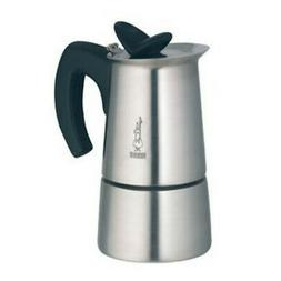 Bialetti Musa - Stove Top Restyling Espresso Coffee Maker -