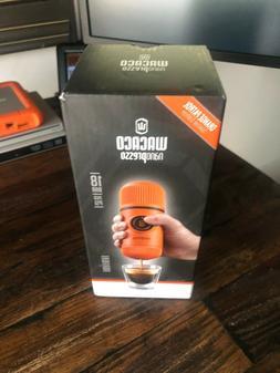 Wacaco Nanopresso Portable Espresso Maker Color : RED