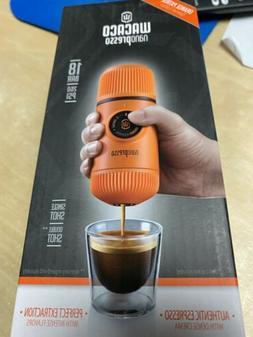 Wacaco Nanopresso Portable Espresso Maker - Orange Patrol Sp