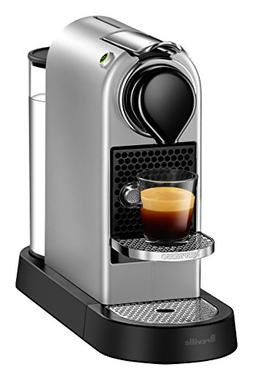 Nespresso CitiZ Espresso Machine by Breville, Silver
