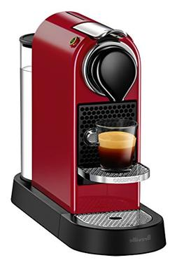 Nespresso CitiZ Espresso Machine by Breville, Red