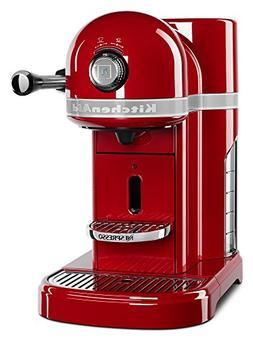 Nespresso by KitchenAid Espresso Machine - Empire Red
