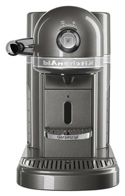 Nespresso Espresso Maker by KitchenAid with Milk Frother