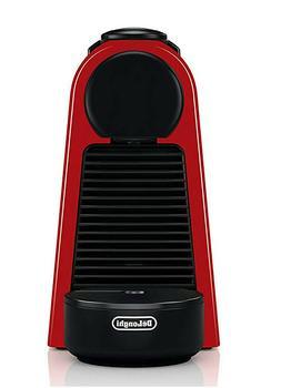 Nespresso Essenza Mini Espresso Machine by De'Longhi, Red