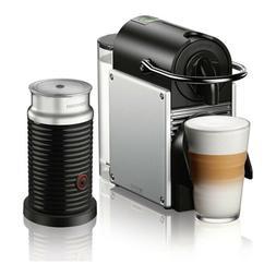 Nespresso Pixie Espresso Machine by De'Longhi with Aeroccino