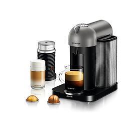494a2dc9874 Nespresso Vertuo Coffee and Espresso Machine Bundle with Aer