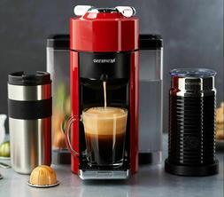Nespresso Vertuo Coffee Maker & Espresso Machine + Milk Frot