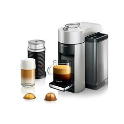 Nespresso Vertuo Evoluo Coffee and Espresso Machine with Aer
