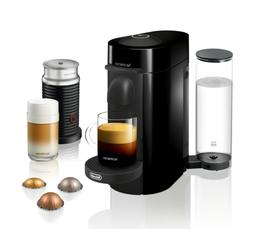 Nespresso VertuoPlus Deluxe Coffee and Espresso Maker by De'