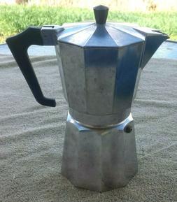 NEW 2 Cup Italian EXPRESS Mocha Espresso Coffee Maker Percol