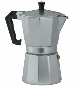 New AVANTI Classic Pro Aluminium Espresso Maker 9 Cup 900ml