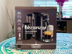 NEW! DeLonghi Nespresso Espresso Coffee Maker & Aeroccino 3