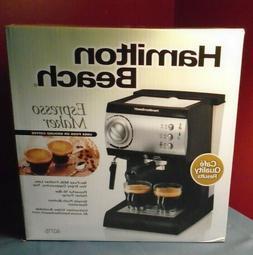 New in Box - Hamilton Beach Espresso Maker - Model #40715