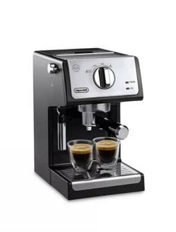 NEW MSRP$160 De'Longhi ECP3420 Bar Pump Espresso & Cappuccin