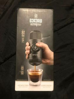 New WACACO Nanopresso Portable Espresso Maker