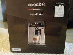 NEW Saeco PicoBaristo Super Automatic Espresso Maker Stainle