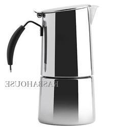 Ilsa Omnia Stovetop Espreso Maker 2 Cups