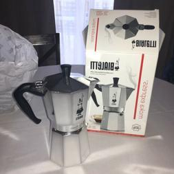 Original Bialetti Moka Express Made in Italy 9 Cup Stovetop
