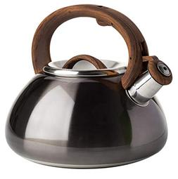 Primula PAGM1-6225 Avalon 2.5 Qt. Stainless Steel Whistling