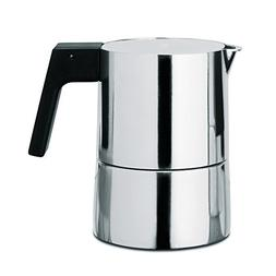 Alessi PL01/3 Espr.Coffee 3Cps Pina 3 Piece Espresso Coffee