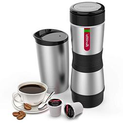 Barsetto Portable Coffee Maker Espresso Coffee Machine for K