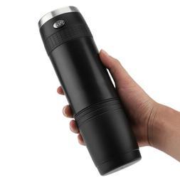 Portable Espresso Maker Compact & Handheld Single Shot Elect