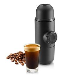Portable Manual Coffee Maker Hand Espresso Mini Machine Pot