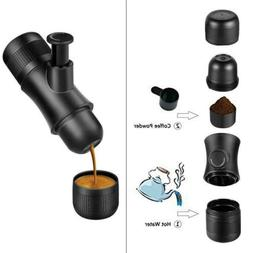 Handheld Portable Espresso Machine Coffee Maker Mini Camping