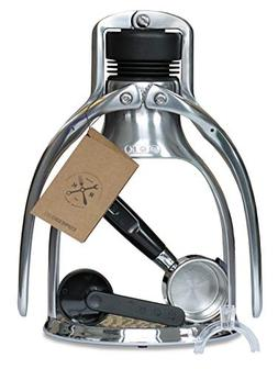 ROK Presso Manual Coffee Tea Espresso Maker Machine Tabletop
