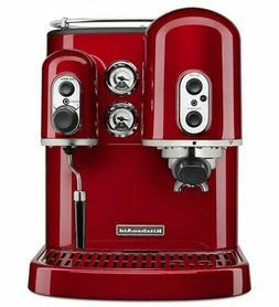 KitchenAid Pro Line Series Espresso Maker with Dual Independ