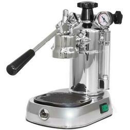 La Pavoni PC-16 Professional Espresso Machine, Chrome