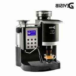 Professional Coffee Machine Expresso Maker Grinder Automatic