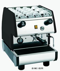 La Pavoni PUB 1M-B 1 Group Commercial Espresso/Cappuccino Ma