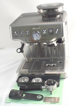 READ ALL* Breville BES870XL Barista Express Auto Espresso Ma
