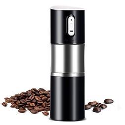 Portable Coffee Grinder Burr Automatic Espresso Machine Coff