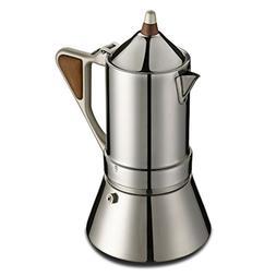 GAT Regina Caffettiera - Stove Top Espresso Coffee Maker - I