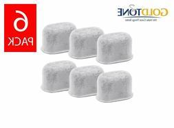 GoldTone Charcoal Water Filters for Keurig 1.0 2.0 & Brevil